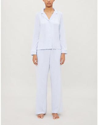 Derek Rose Ethan jersey pyjama set