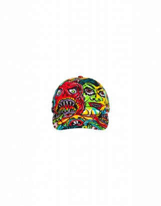 Moschino Monsters Hat Man Multicoloured Size 1.5-3a