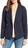 Willow & Clay Double Breasted Blazer