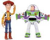 Very Toy Story - Talking Buzz & Woody Buddie