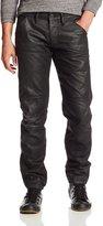 G Star G-Star 5620 3D Low Tapered Klin Black Denim Cobler Smash