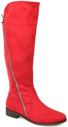 Journee Collection Kerin Extra Wide Calf Boot