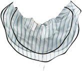 Marni ruffled design scarf