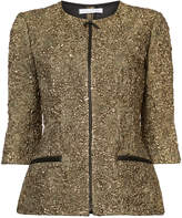Oscar de la Renta zipped jacket