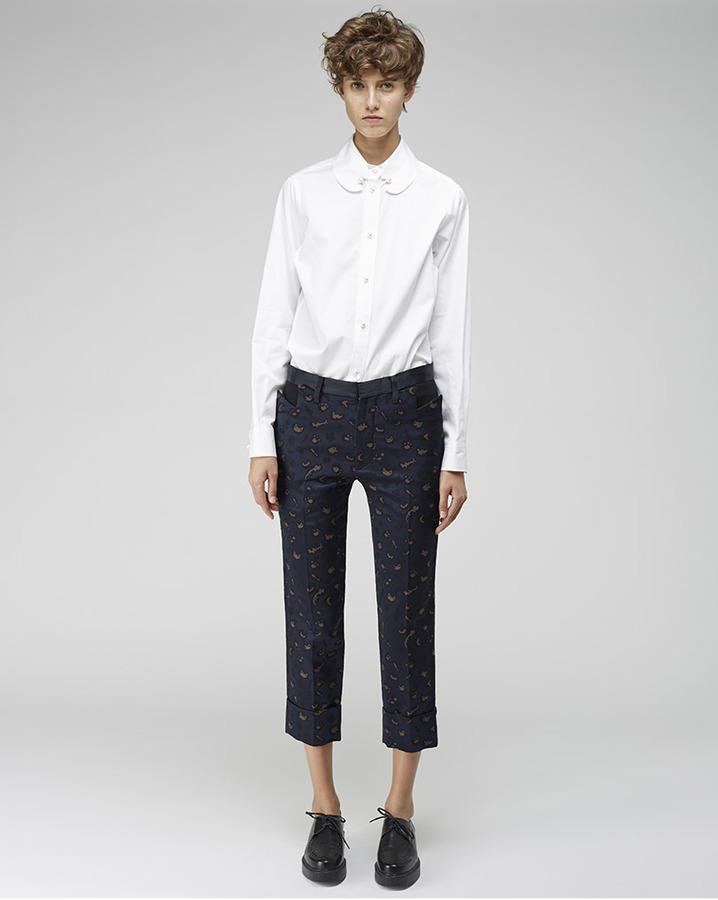 Tsumori Chisato white shirt