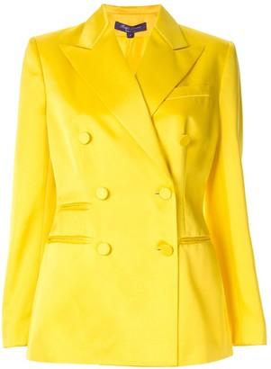 Ralph Lauren double breasted blazer