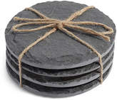 Distinctly Home Four-Piece Slate Coasters Set