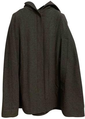 See by Chloe Grey Wool Coat for Women