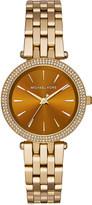Michael Kors MK3408 Darci stainless steel watch