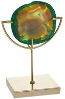 Godinger Lighting by Design Green Agate Votive Holder