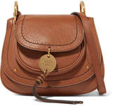 See by Chloe Susie Small Textured-leather Shoulder Bag - Tan