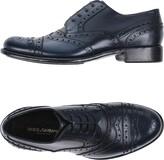 Dolce & Gabbana Lace-up shoes - Item 11221064
