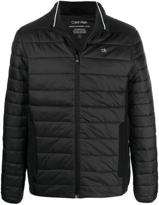 Calvin Klein Quilted Padded Jacket