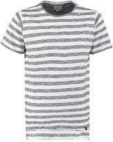 Suit Bull Print Tshirt White