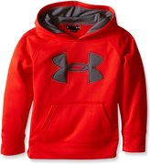 Under Armour Little Boys' Big Logo Hoodie