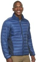 Columbia Men's Elm Ridge Hybrid Puffer Jacket