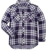 Rails Little Girls' Kenny Button-Down Plaid Shirt - Sizes 4-12