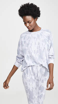 Wildfox Couture Camo Sweatshirt