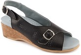 David Tate Noble Perforated Slingback Sandal - Multiple Widths Available