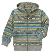 Gymboree Fleece Stripe Hoodie