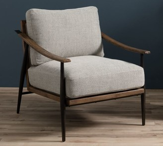Pottery Barn Lakeport Upholstered Armchair