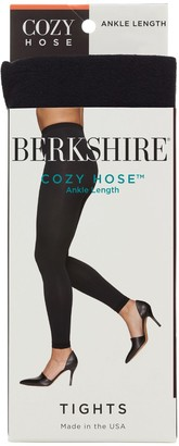 Berkshire Women's Tall Size Cozy Hose Ankle Length Footless Tights