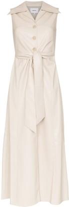Nanushka Sharma sleeveless maxi dress