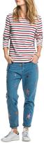Scotch & Soda Long Sleeve Striped T-Shirt