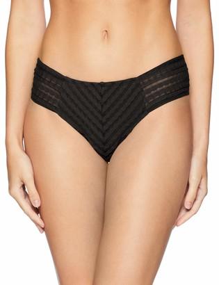 Robin Piccone Women's Carly Side tab Hipster Bikini Bottom