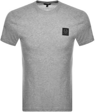 Belstaff Throwley T Shirt Grey