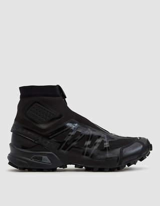 Salomon Snowcross Adv Ltd Boot in Black/Black/Black