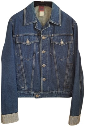 Jean Paul Gaultier Blue Denim - Jeans Jackets