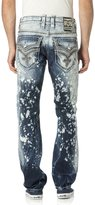 Rock Revival Men's Ben A203 Alt Straight Cut Jeans