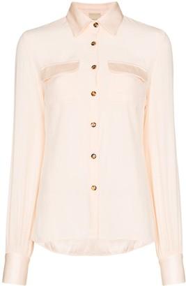 Usisi Sister Jaquetta button-down shirt