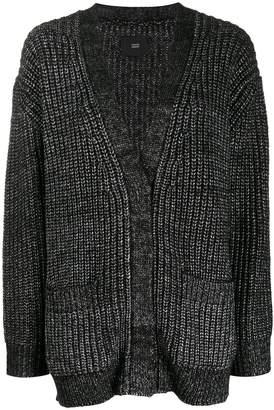 Steffen Schraut chunky knit cardigan
