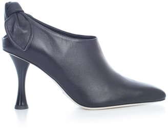 Proenza Schouler Bow Detail Ankle Boots