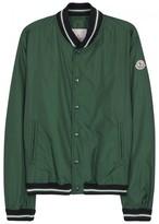 Moncler Dubost Green Shell Jacket