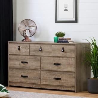 7 Drawer Dresser Millwood Pines
