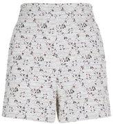 Giambattista Valli Floral Bouclé Shorts