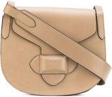 Michael Kors saddle crossbody bag - women - Calf Leather - One Size