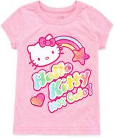 Hello Kitty Girls Graphic T-Shirt-Toddler