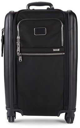 Tumi Dual Access 4-Wheel 22-Inch Carry-On Suitcase