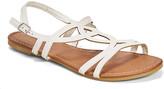 Star Bay Women's Sandals White - White Strap-Accent Sandal - Women