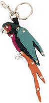 Valentino Garavani parrot bag keyring