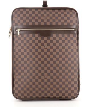 Louis Vuitton Pegase Luggage Damier 55