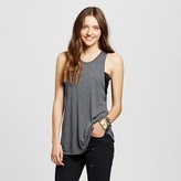 Mossimo Women's Back Tie Tank Top
