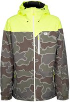 Rip Curl Enigma Snowboard Jacket Saftey Yellow