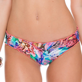 Luli Fama Full Ruched Back Bottom In Multicolor (L509521)
