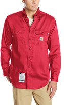 Carhartt Men's Flame Resistant Lightweight Twill Shirt