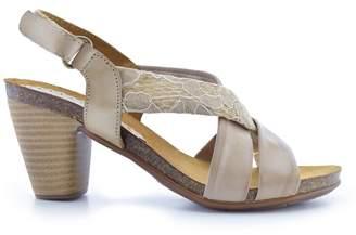 Bunker Mabel High Heeled Leather Sandals
